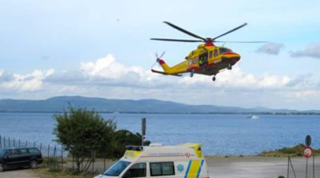 Ambulanza e Pegaso