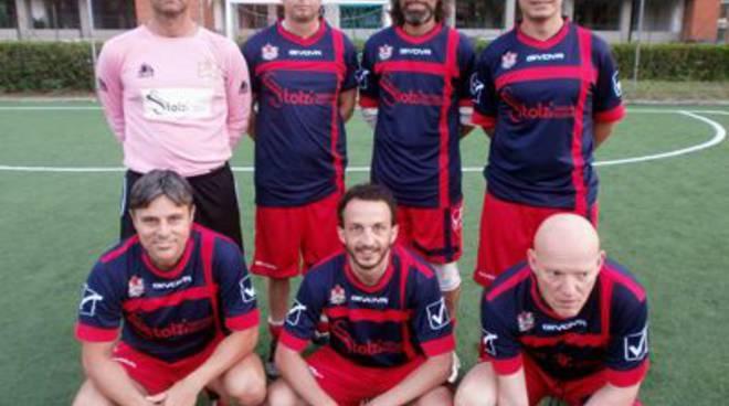 Gruppo Sfuso calcio a 5 uisp
