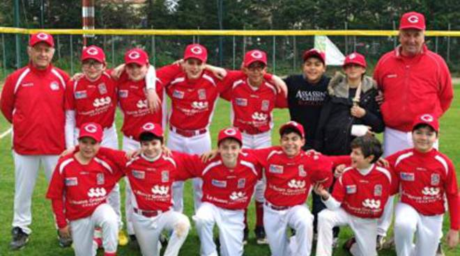 Junior Grosseto (Baseball)