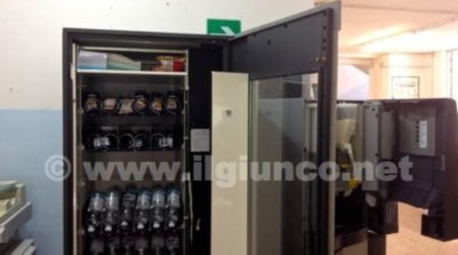 macchinette bevande distributore snack