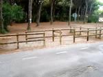Marina Parcheggi Pineta chiusi