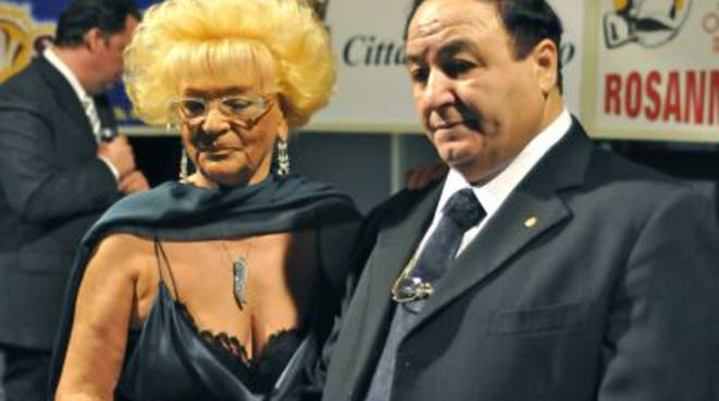 Rosanna e Umberto Conti Cavini