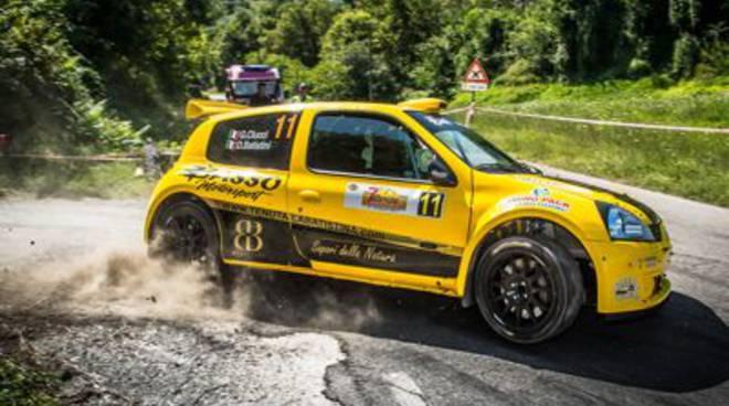 BATISTINI-CIUCCI Rally Basso Motorsport