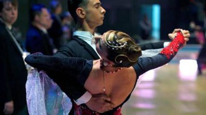 Danza Sportiva Gabriele Cassai e Sofia Galoppi