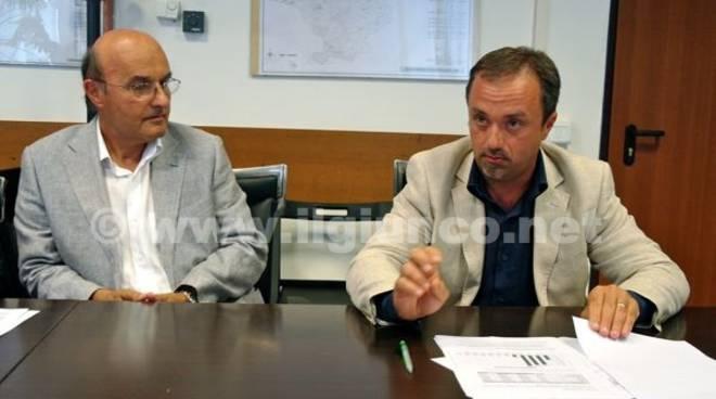 Tiberio Tiberi e Mirko Neri
