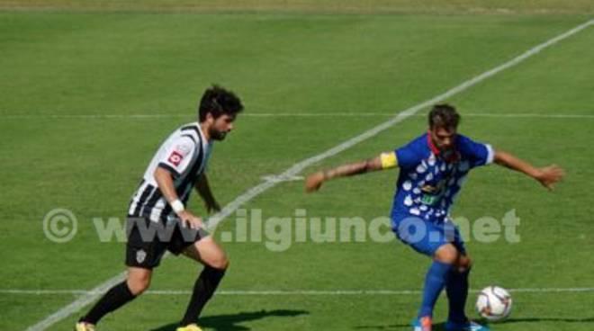 Zizzari azione (Gavorrano Calcio)