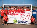 Pallamano Grosseto beach handball