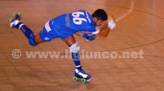 Rodriguez (Follonica Hockey)