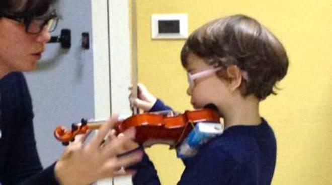 Bambino Violino (metodo Suzuki)
