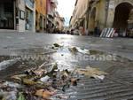 Centro storico Orbetello (sporcizia)