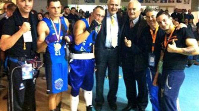 Fight Gym campione regionale