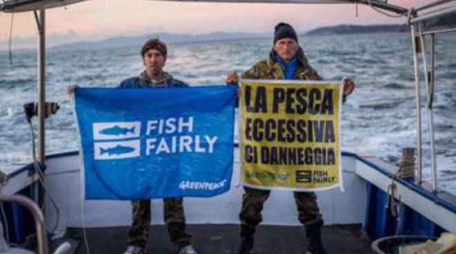 """Fish Fairly' Week of Action in Italy"
