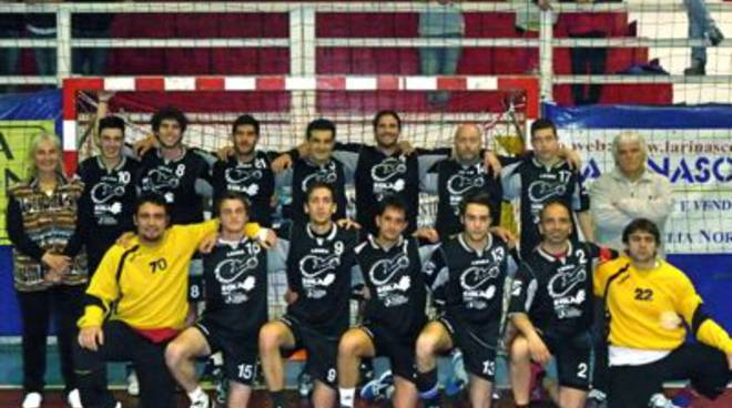 Pallamano Grosseto Serie B