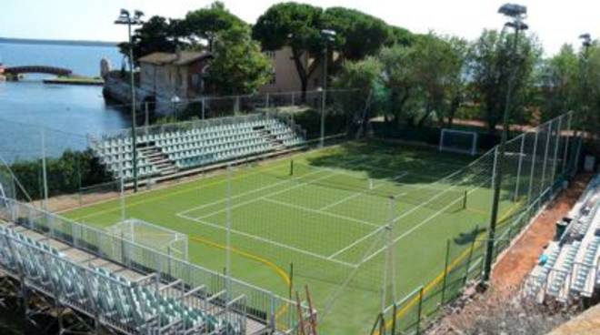 Polivalente Orbetello (Tennis e Calcio a 5)