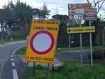 strada provinciale 159 chiusa