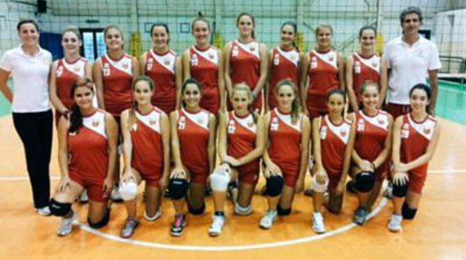 Vigili Volley Under 14