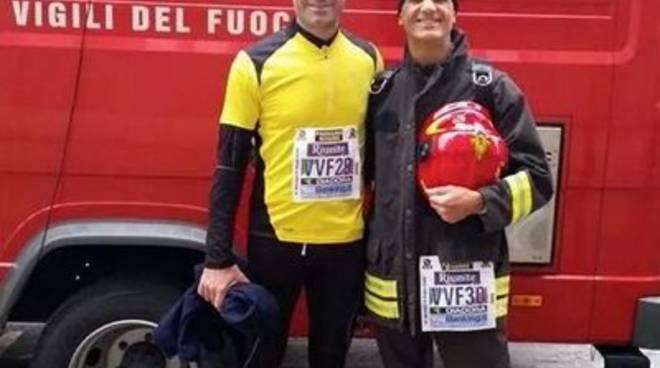 Bernabini e Petrucci Vvf Maratona