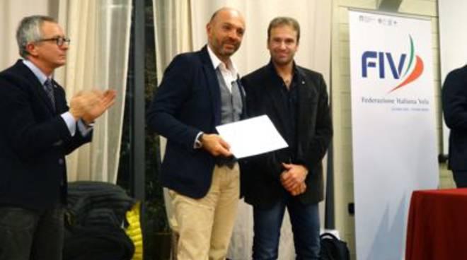 Borioni e Sanzo premio Compagnia della Vela
