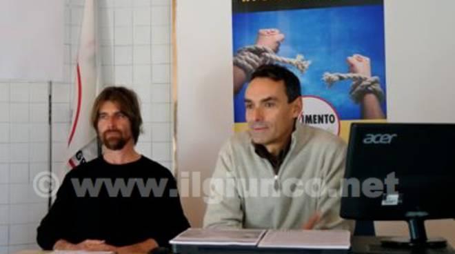 Gianfaldoni, Cecchini M5S Follonica movimento 5 stelle