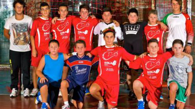 Pallamano Grosseto Under 14