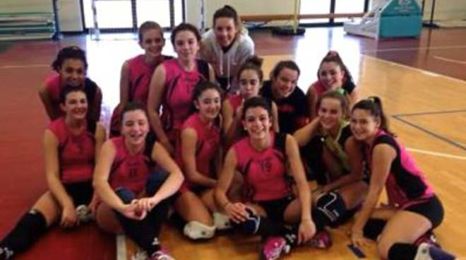 Under 16 Volley Gao Orbetello