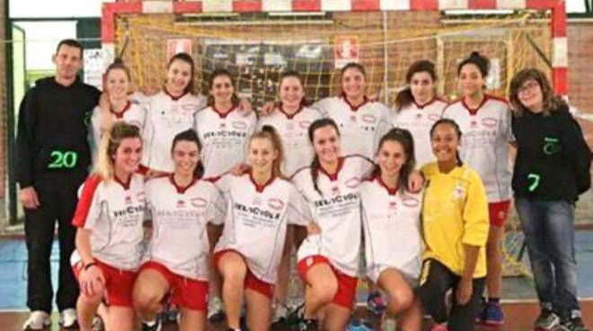Under 18 femminile Pallamano Grosseto