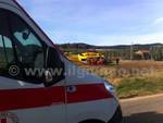 incidente ravi 2014 pegaso ambulanza