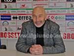 Paolo Stringara allenatore Grosseto