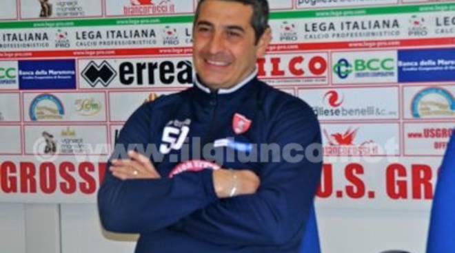Pasquale Padalino Grosseto Calcio