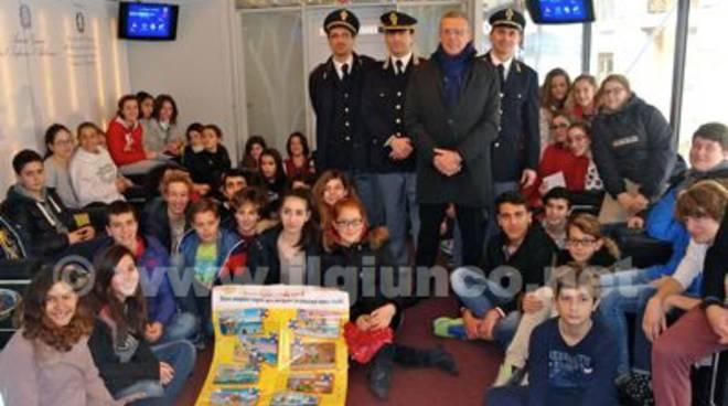 Polizia social ragazzi