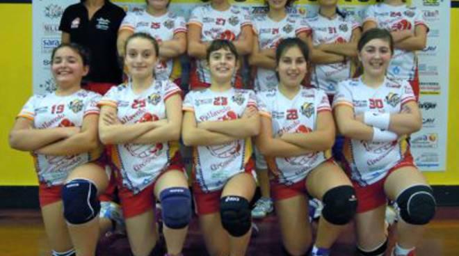 under 13 vas pallavolo volley