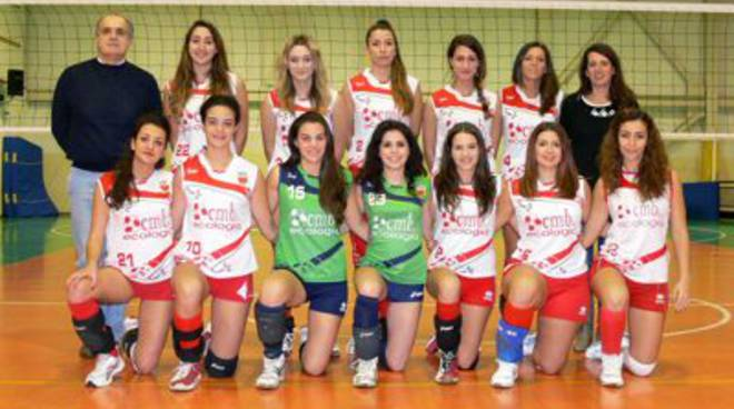 Under 18 Vvf Grosseto Volley pallavolo