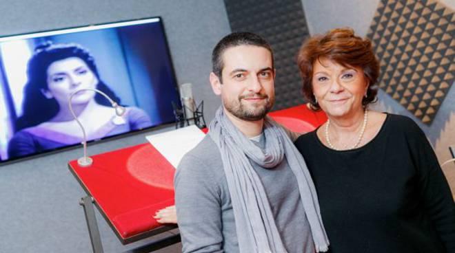 Alessandro Serafini e Anna Rita Pasanisi