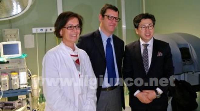 Martelli, Bianchi, Kim robotica
