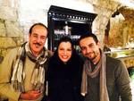 Massimo Lopez, Monica Ward, Alessandro Serafini