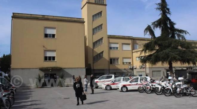 polizia municipale nuova sede