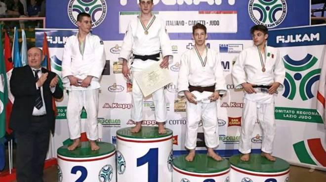 francesco paladini 2° Judo Piombino