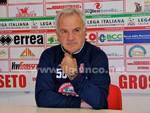 Massimo Silva (Allenatore Grosseto Calcio)