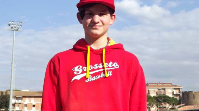 Mattia Pancellini (Ricevitore) Baseball