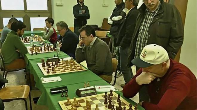 scacchi grosseto cis roma