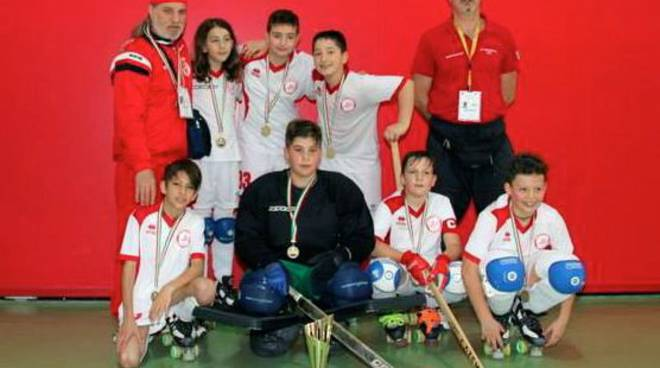 Hockey Cp Grosseto Under 13