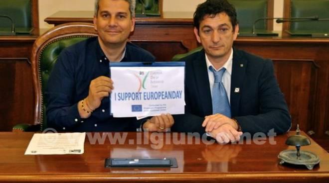 Paolo Borghi e Alessio Pernazza mod