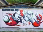 zed one street art