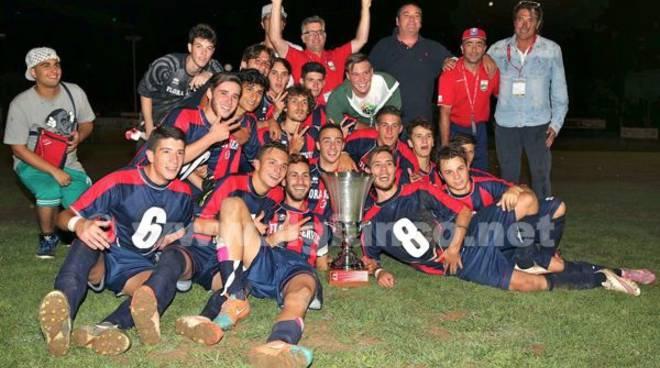 Albinia vincente Coppa Passalacqua