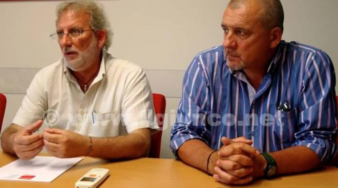 Furio Santini, Fabio Della Spora
