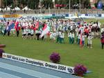 Mondiale atletica Grosseto