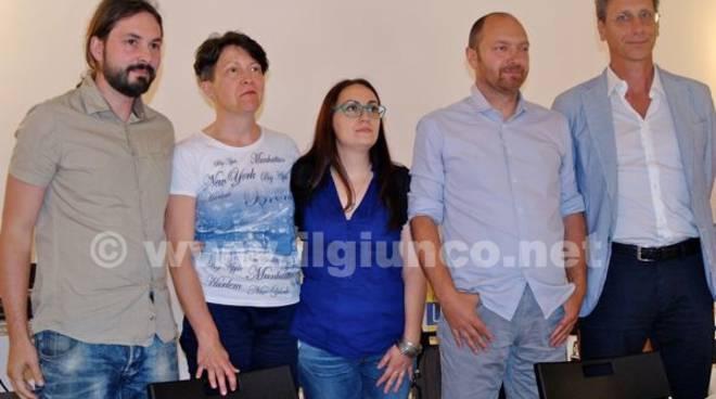 Olivotto, Pacini, Montanini, Gori, Fiori M5S