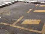 parcheggio disabili handicapp
