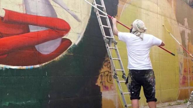Zed1 murales cassero street art