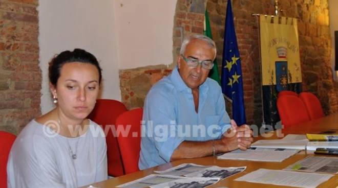 Arianna Picci, Marcello Stella